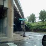 Muhammad Ali way in Louisville.