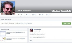 David-Masters-Identity-Theft-by-Richard-Wayne-Bennett-Facebook-Fraud