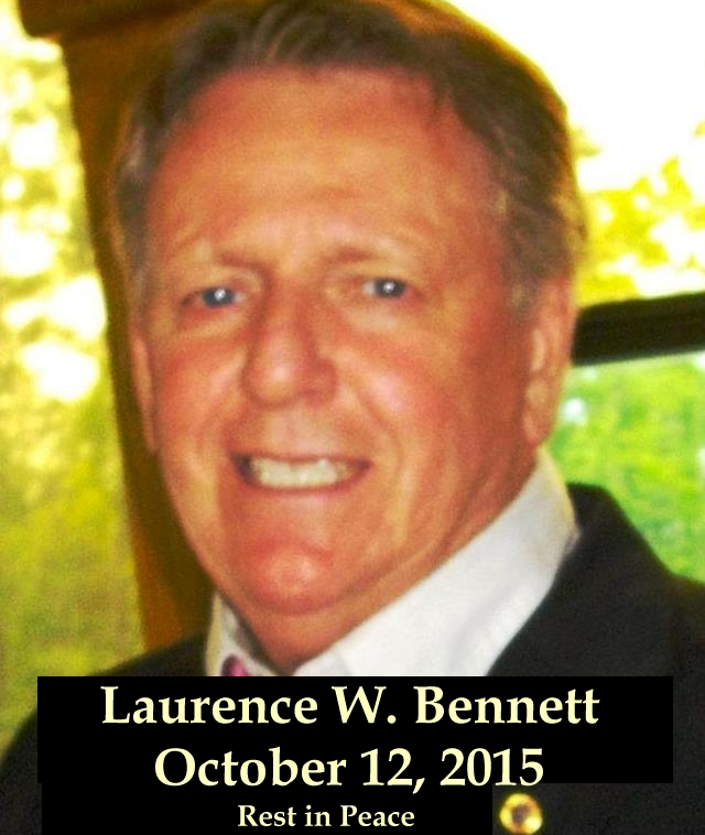Richard Wayne Bennett Found Dead October 12 2014 Laurence W Bennett